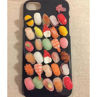 お寿司のスマホケース for iPhone (モバイルケース/カバー)