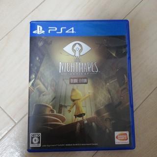 プレイステーション4(PlayStation4)のPS4 リトルナイトメア デラックスエディション(家庭用ゲームソフト)
