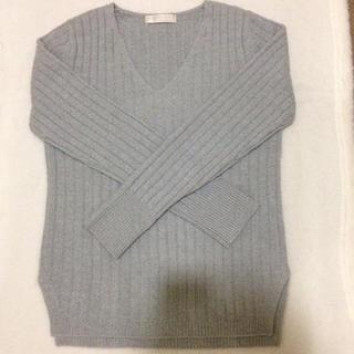 イネド(INED)のイネド☆ ウール100% セーター(ニット/セーター)