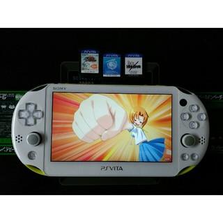 プレイステーションヴィータ(PlayStation Vita)のPlayStation Vita 2000(携帯用ゲーム本体)