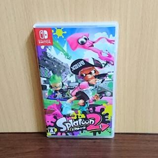 ニンテンドースイッチ(Nintendo Switch)のスプラトゥーン2 switch(家庭用ゲームソフト)