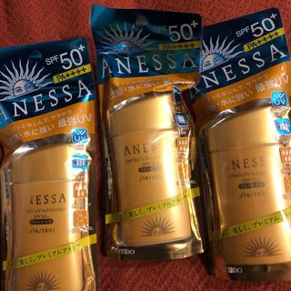 アネッサ(ANESSA)の金のアネッサパーフェクトUV(ANESSA)3つセット(日焼け止め/サンオイル)