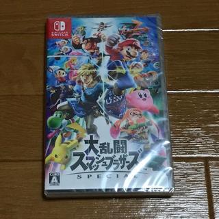 ニンテンドースイッチ(Nintendo Switch)の大乱闘スマッシュブラザーズ Nintendo Switch スマブラ スイッチ(家庭用ゲームソフト)