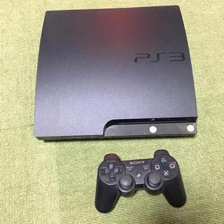 プレイステーション3(PlayStation3)のPS3 120GB 本体 コントローラ 周辺機器(家庭用ゲーム本体)