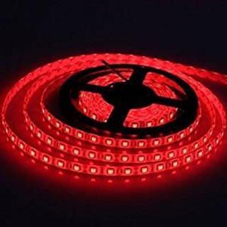 LEDテープライト SMD 2835 3528 5M レッド ¥1,090送料込(蛍光灯/電球)
