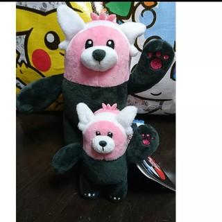 ポケモン(ポケモン)のキテルグマ 2匹 ぬいぐるみ & マスコット(ぬいぐるみ)