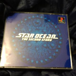 プレイステーション(PlayStation)のPS スターオーシャン2nd ストーリー(家庭用ゲームソフト)