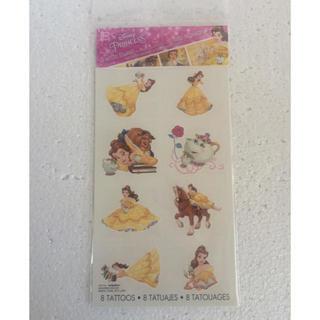 ディズニー(Disney)のディズニー プリンセス タトゥーシール(キャラクターグッズ)