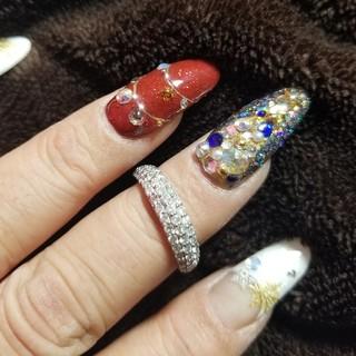 ダイヤリングクリスマス‼️(リング(指輪))