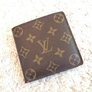 ルイヴィトン(LOUIS VUITTON)の美品☆ルイヴィトン☆折り財布(財布)