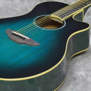 ヤマハ(ヤマハ)のYAMAHA APX500 OBB 初期型 【エレアコ】 ギター♪♪(アコースティックギター)
