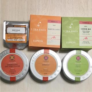LUPICIA - ルピシア お茶6つセット 5000円相当