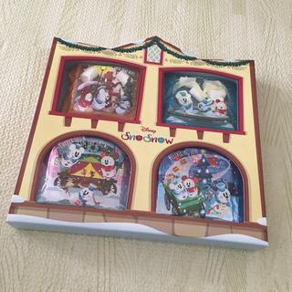 ディズニー(Disney)の ココア マシュマロ 雪だるま スノースノー  クリスマス ディズニー (菓子/デザート)