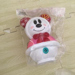 ディズニー(Disney)の11/1 新商品 マシュマロ 雪だるま スノースノー  クリスマス ディズニー (菓子/デザート)
