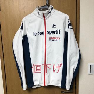 ルコックスポルティフ(le coq sportif)のルコックス le coq sportif サイクリング サーモジャケット (ウエア)