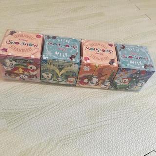 ディズニー(Disney)の新商品 チョコクランチ 雪だるま スノースノー クリスマス ディズニー (菓子/デザート)