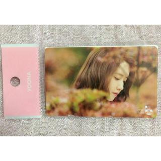 少女時代 ユナ cashbee T-money tmoney 交通 カード (アイドルグッズ)