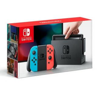 ニンテンドースイッチ(Nintendo Switch)のSwitch ネオン 本体(家庭用ゲーム本体)