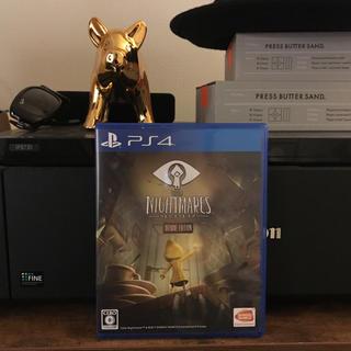 プレイステーション4(PlayStation4)のリトルナイトメア(家庭用ゲームソフト)