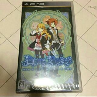 プレイステーションポータブル(PlayStation Portable)の未開封・PSPソフト BLUE ROSES ~妖精と青い瞳の戦士たち~(携帯用ゲームソフト)