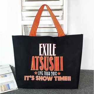 EXILE ATSUSHI LIVE TOUR エコバッグ(大) (ミュージシャン)