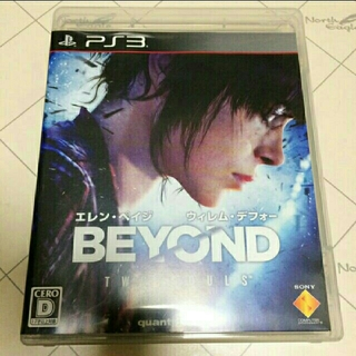 PlayStation3 - PS3ソフト BEYOND:Two Souls
