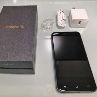 エイスース(ASUS)のASUS Zenfone3 simフリー 5.2インチ ZE520KL 香港版(スマートフォン本体)