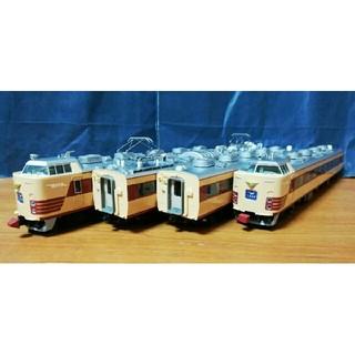 TOMIX HO-094 国鉄 485系特急電車 クハ481-300 基本セット(鉄道模型)