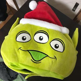 リトルグリーンメン(リトル・グリーン・メン)のDisney ディズニー リトルグリーンメン クリスマス ファンキャップ グッズ(キャラクターグッズ)