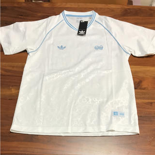アディダス(adidas)のadidas skateboarding KROOKED Tシャツ Mサイズ(Tシャツ/カットソー(半袖/袖なし))