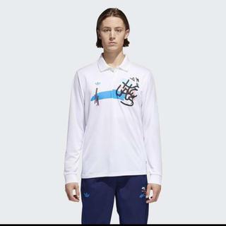 アディダス(adidas)のadidas スケートボーディング ポロシャツ Mサイズ CF8306(ポロシャツ)