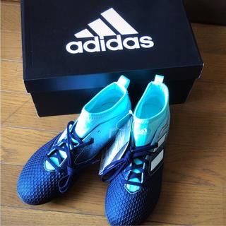 アディダス(adidas)のアディダス ジュニアスパイクシューズ21.5センチ(シューズ)