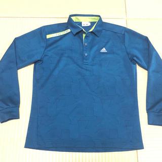 アディダス(adidas)のadidas ロンT  Lサイズ(Tシャツ/カットソー(七分/長袖))