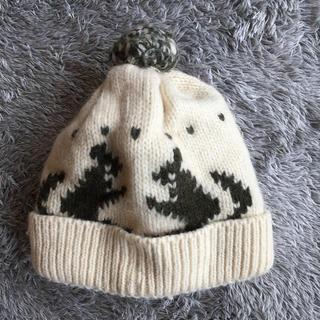 セブンティーン(SEVENTEEN)のkids☆ニット帽子52cm.54cm(帽子)