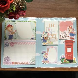 Disney - 上海ディズニー限定♡ダッフィーフレンズふせんセット