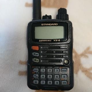 八重洲  スタンダード VX-6  防水仕様 +おまけ(アマチュア無線)
