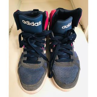 アディダス(adidas)のアディダス ハイカット スニーカー(スニーカー)