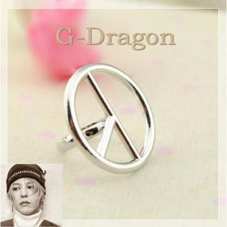 ビックバン リング フリーサイズ  G-DRAGON ピースマイナスワン(ミュージシャン)