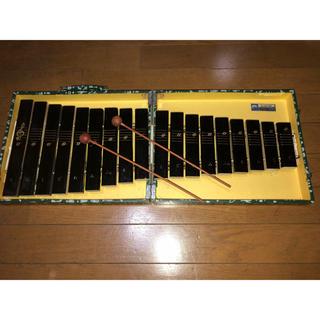 コンパクト 木琴  中古(楽器のおもちゃ)