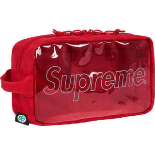 Supreme - Supreme Utility Bag Red