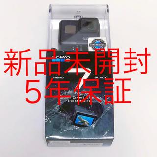 ゴープロ(GoPro)のGoPro HERO7 Black ブラック CHDHX-701-FW 新品(ビデオカメラ)