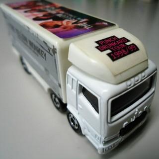 【Me8417様確認用】イエモンツアートラック(ミニカー)