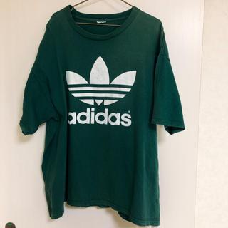 アディダス(adidas)のadidas アディダス 古着 Tシャツ (Tシャツ/カットソー(半袖/袖なし))