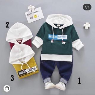 アディダス(adidas)の海外子供服(M)(その他)