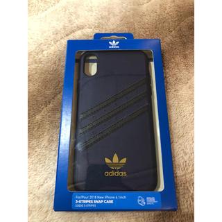 アディダス(adidas)のiPhoneXR ケース アディダス(iPhoneケース)