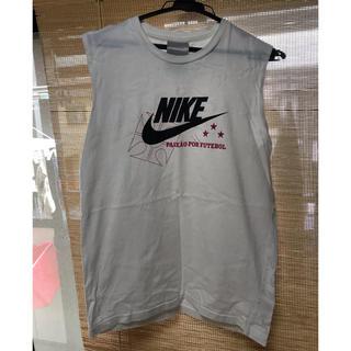 ナイキ(NIKE)のナイキ ノースリーブ(Tシャツ(半袖/袖なし))