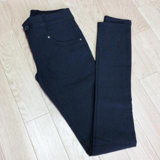 スキニー 黒(スキニーパンツ)