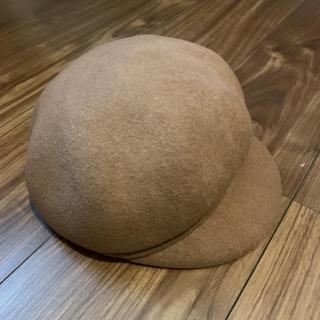 シマムラ(しまむら)のしまむら☆未使用☆帽子(ハンチング/ベレー帽)