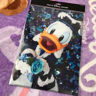 ディズニー(Disney)の新品ドナルド クリアファイル 蜷川実花(クリアファイル)