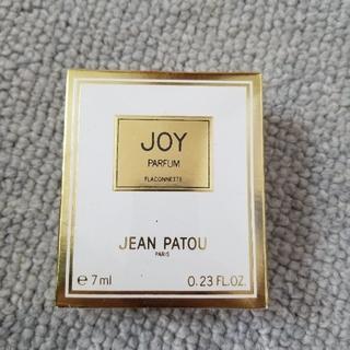 ジャンパトゥ(JEAN PATOU)の新品未使用!Jean Patou Joy 7ml(香水(女性用))
